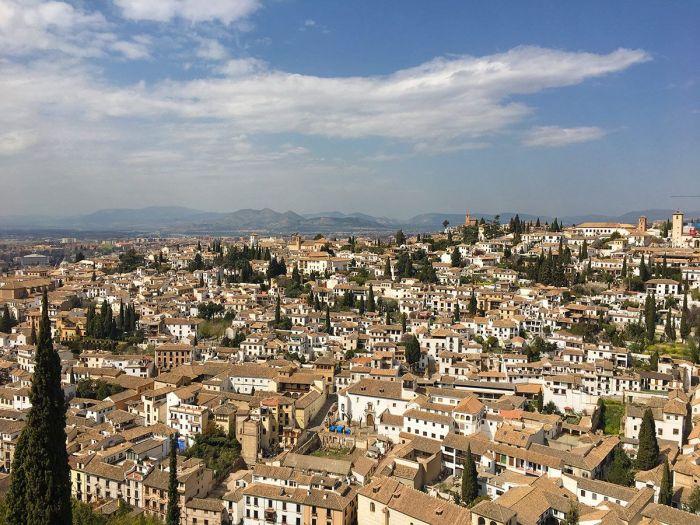 qué ver en Granada y qué hacer en Granada Andalucía España