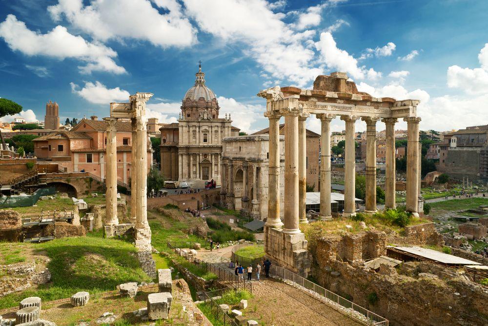 Qué hacer en ROMA - visitar el foro romano