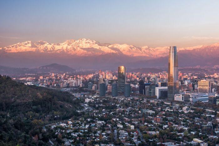 Cómo ir del aeropuerto de Santiago de Chile al centro