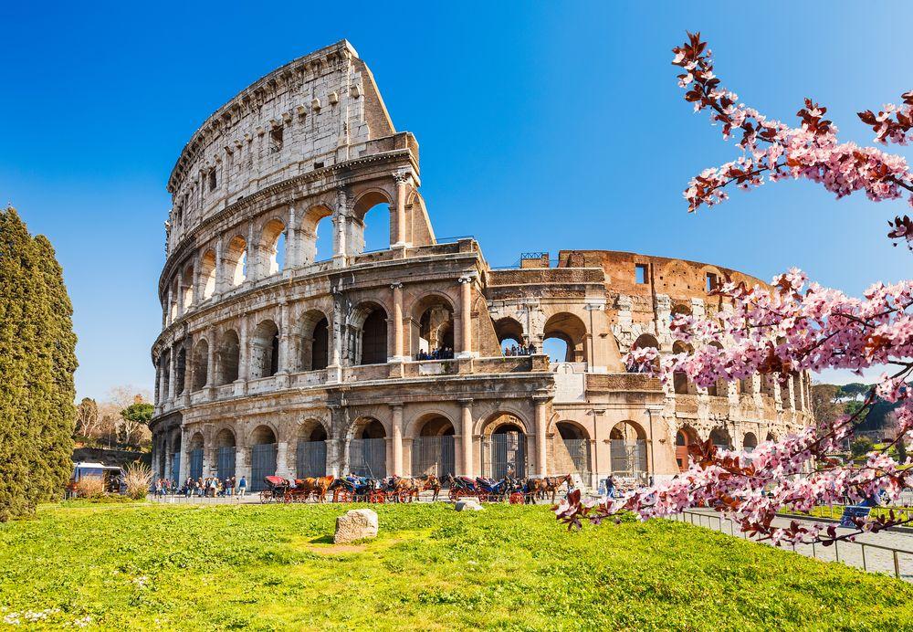 Qué hacer en ROMA - visitar el coliseo romano