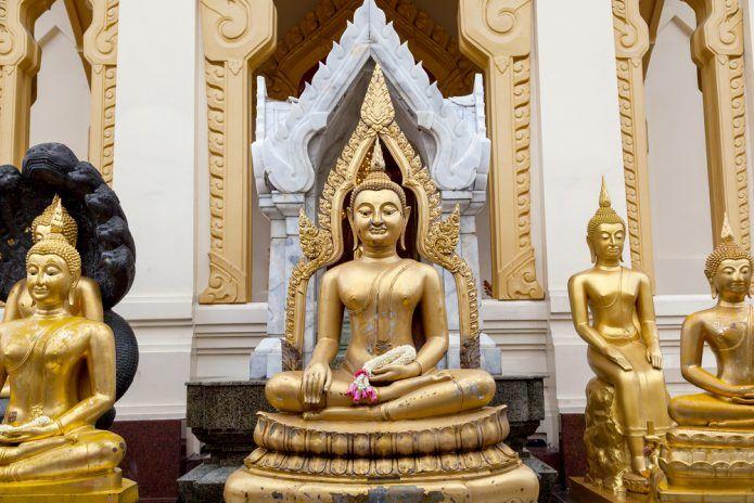 visitar la capital de Tailandia