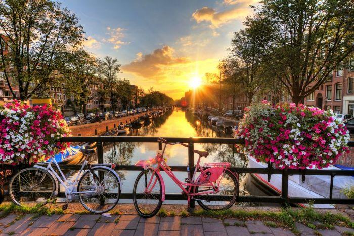 gratis en Amsterdam