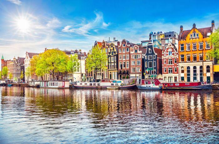 Resultado de imagen de Ámsterdam