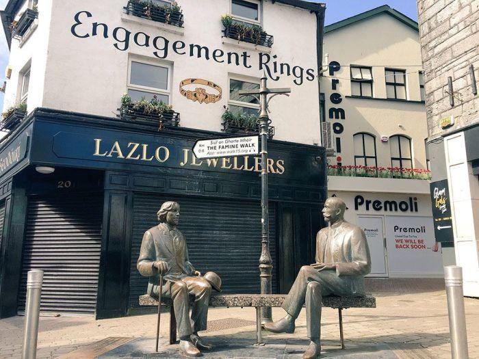 lo mejor de Galway Irlanda