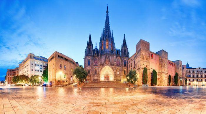 Catedral de Barcelona Qué ver en Barcelona