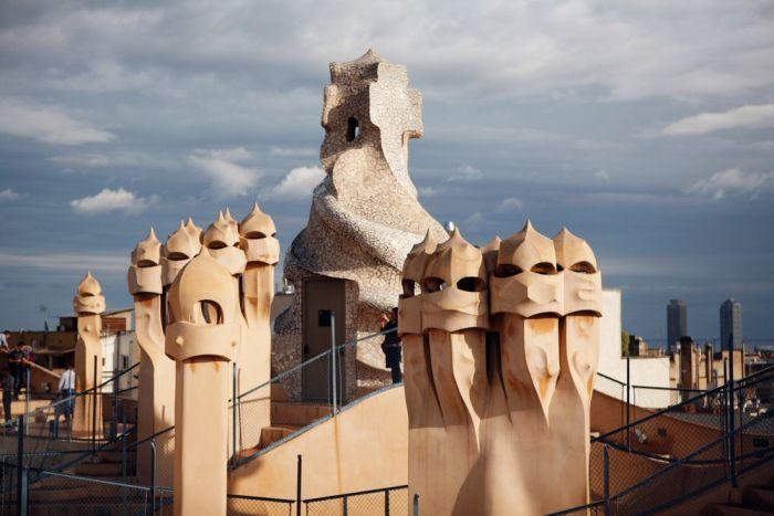 La Pedrera es un imprescindible que ver en Barcelona