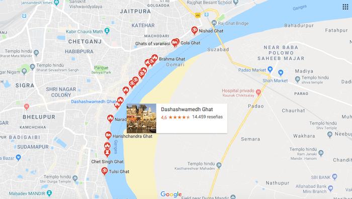 que ver en Varanasi - qué hacer en Varanasi