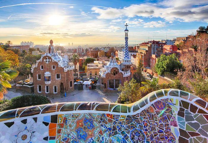 Park Güell es un imprescindible que ver en Barcelona