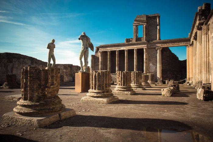 Excursiones desde Nápoles Pompeya
