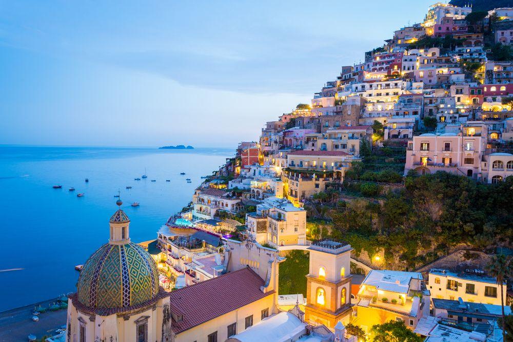 Excursiones desde Nápoles - Positano