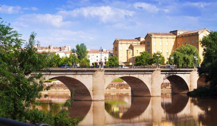 Puente. Qué ver en Logroño - La Rioja