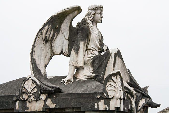 Qué ver en Avilés: Cementerio La Carriona
