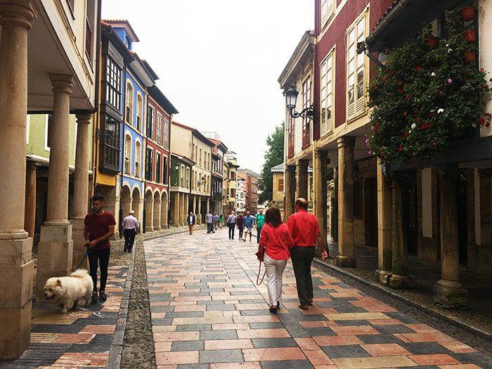Avilés es una hermosa ciudad que ver en Asturias
