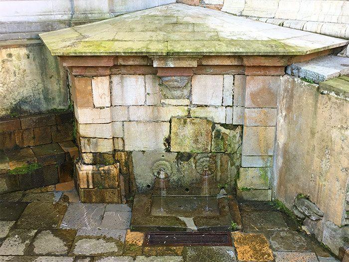 La Fuente del Fontán de Oviedo