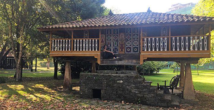 Qué ver en Gijón - Museo del pueblo de Asturias
