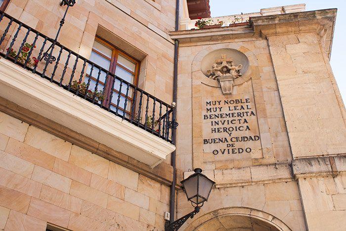 Rincones en Oviedo