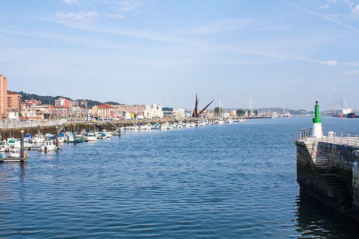 Puerto de Avilés, Asturias