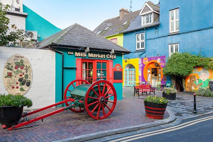 Calles de Kinsale, Irlanda