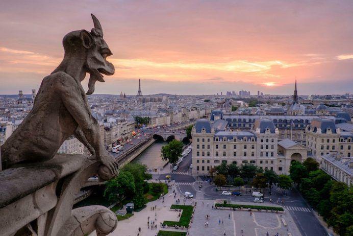 De viaje por Francia