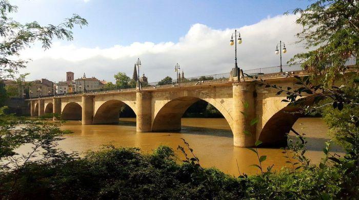 Puente de Piedra - Qué ver en Logroño - La Rioja