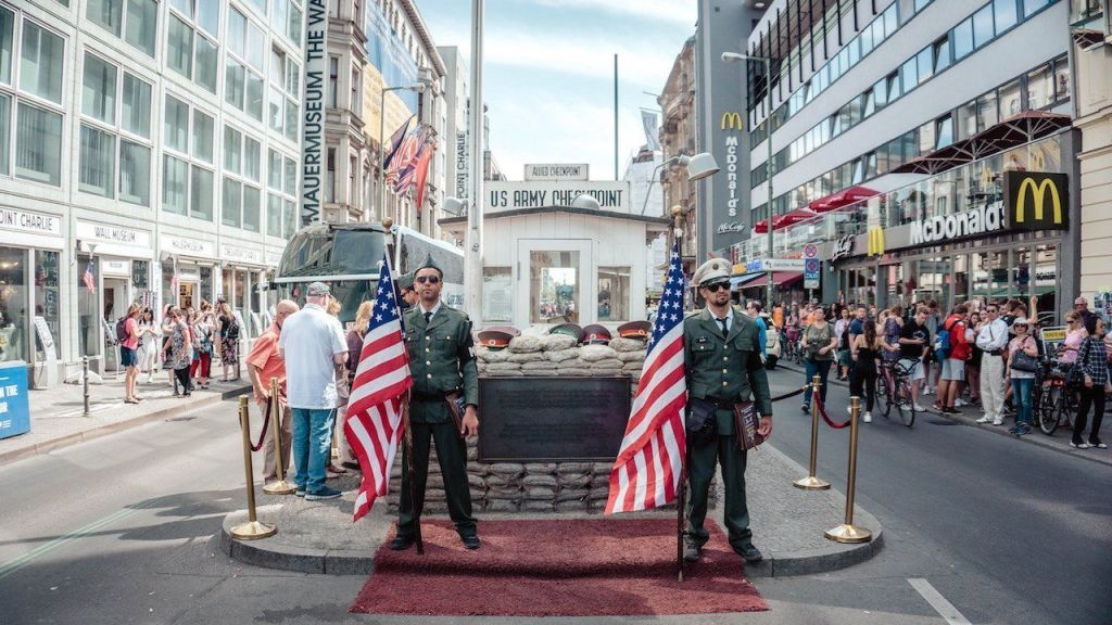 Checkpoint Charlie - que hacer GRATIS en BERLÍN