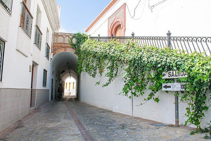 La Bóveda, Salobreña, Costa Tropical de Granada