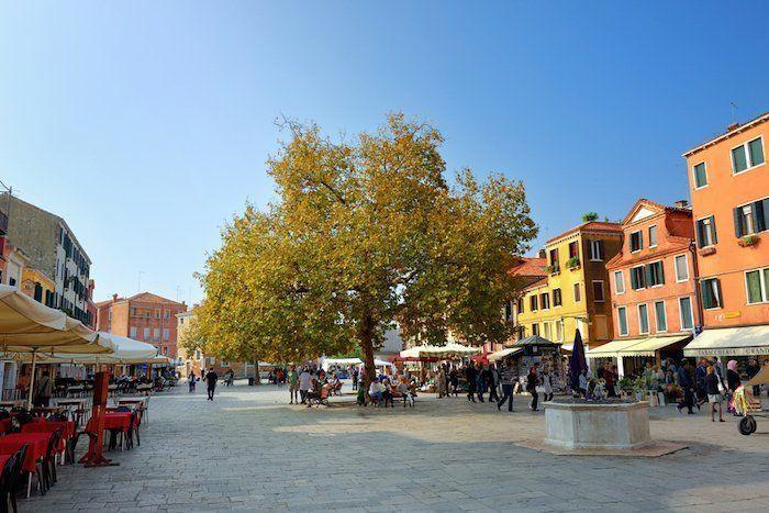 imprescindibles en Venecia