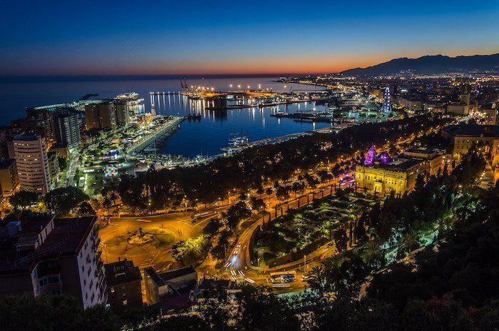 Cómo ir del aeropuerto de Málaga al centro y viceversa