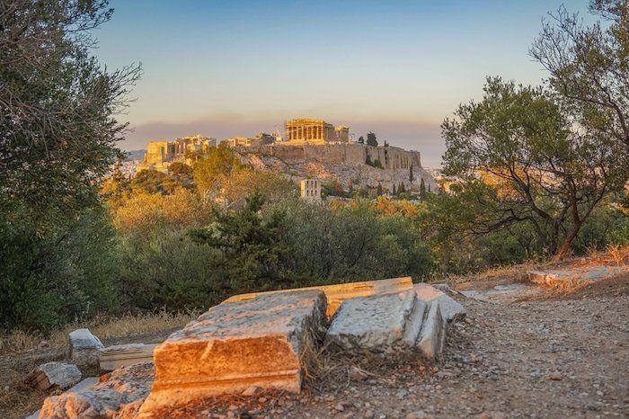 Atenas en 3 días