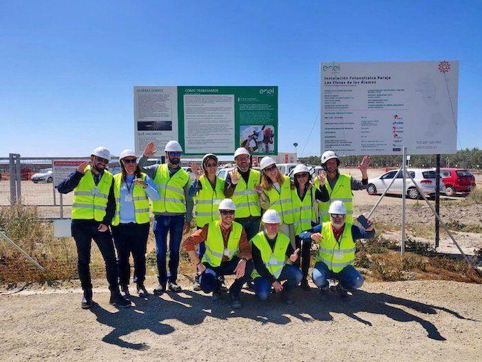 central fotovoltaica en Totana proyectos sostenibles