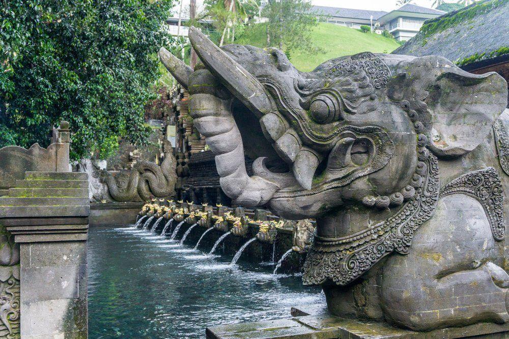 desde el aeropuerto de Bali