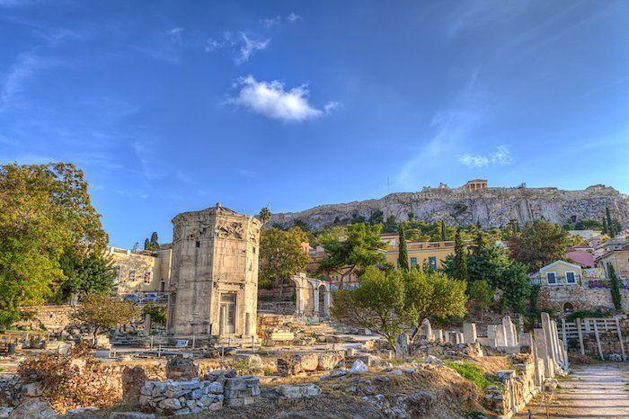 lo mejor de Atenas