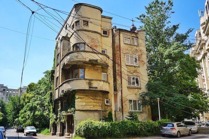 Bucarest en 4 días