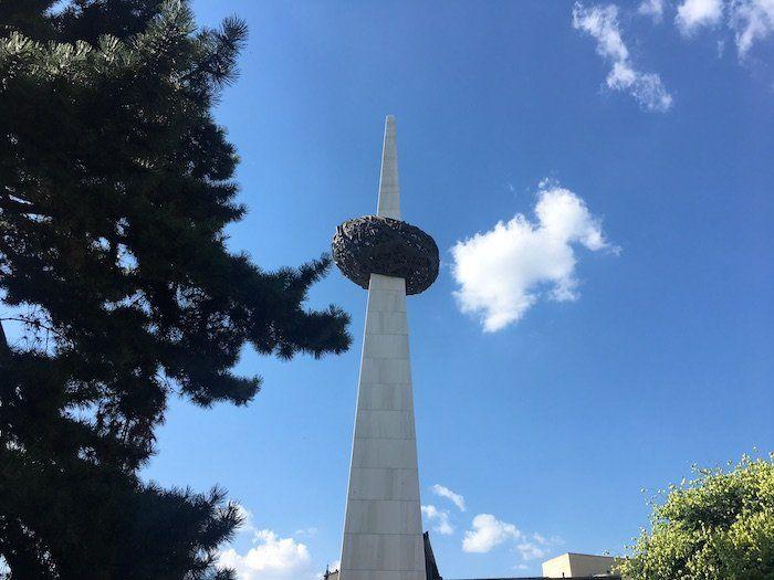 Bucarest en un día
