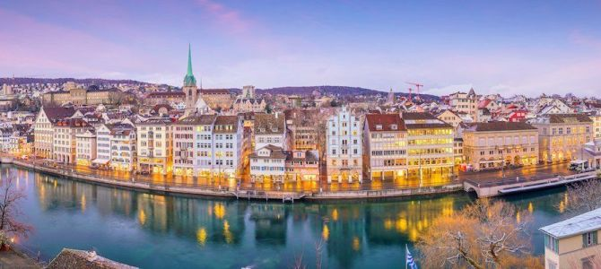 Qué ver en ZÚRICH, la ciudad con mejor calidad de vida del mundo