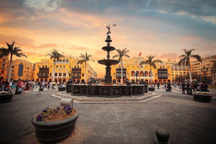 Cómo ir del aeropuerto de Lima al centro o a Miraflores