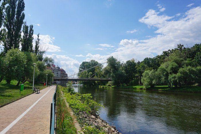 tiempo en Oradea