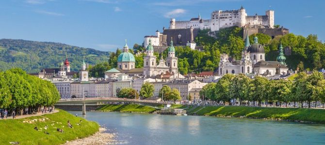 "Qué ver en SALZBURGO, la ciudad de Mozart y ""The Sound of Music"""
