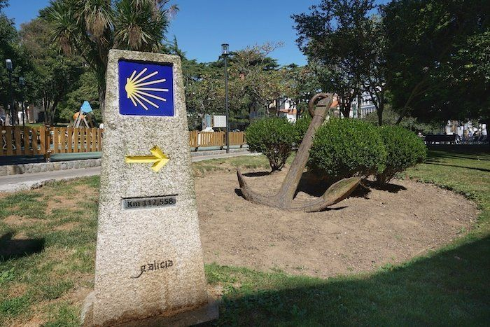 Camino Ingles - Camino de Santiago
