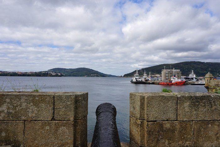 Un imprescindible que visitar en Ferrol es su arsenal militar en Galicia