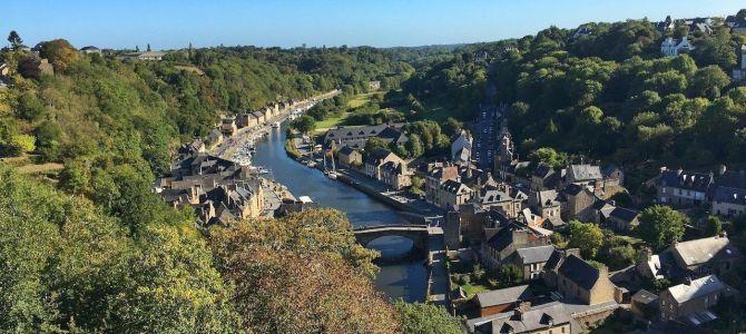 Qué ver en DINAN, la ciudad medieval más bonita de Bretaña