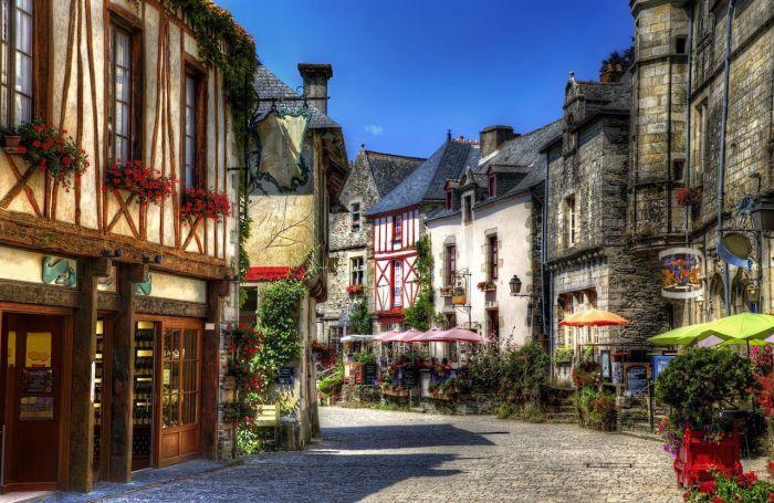 Qué ver en Rochefort en Terre