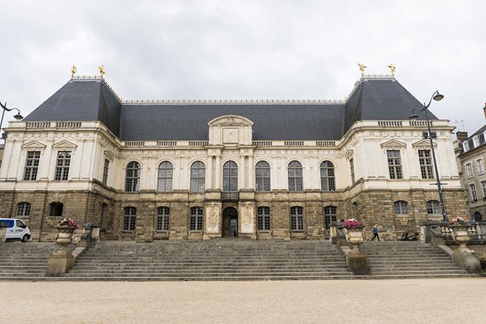 Parlamento de Rennes