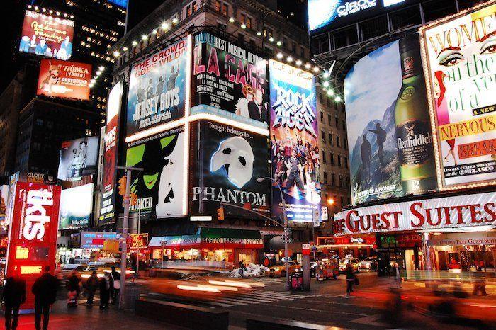 diferentes cosas que hacer en Nueva York