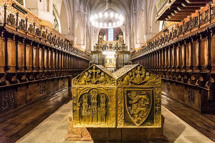 Monasterio Las Huelgas - Visitar Castilla y León