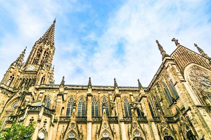 Qué ver en San Sebastián - La catedral del buen pastor