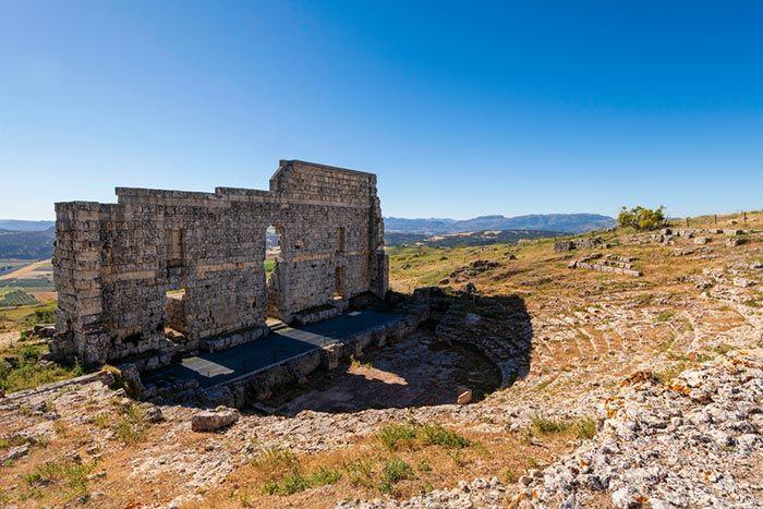 Teatro Romano en Acinipo