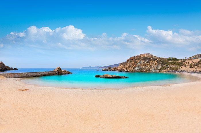Las playas más bonitas en MURCIA – Costa Cálida