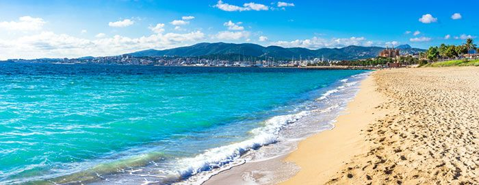 Las mejores playas en Palma de Mallorca