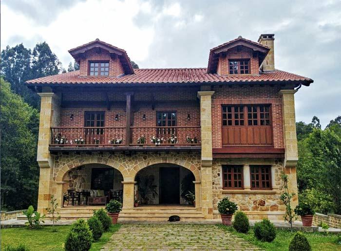 Casa Rural Trisileja en Novales, Cantabria